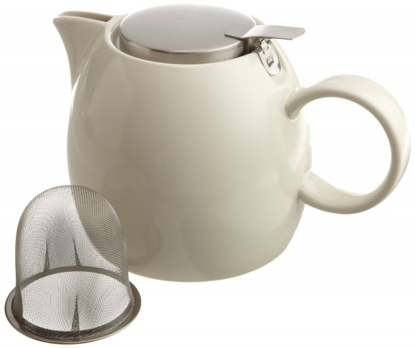 Pugg Teapot - Orchid Withe
