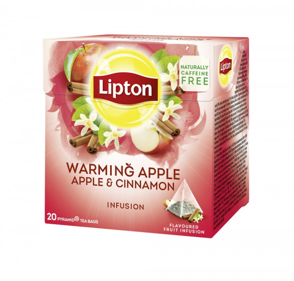 "Lipton Tea ""Warming Apple"""