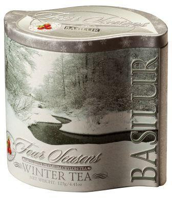 "Basilur Tea ""Winter Tea"" Dose"