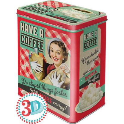 """Dose """"Have A Coffee, Say It 50'S"""""""