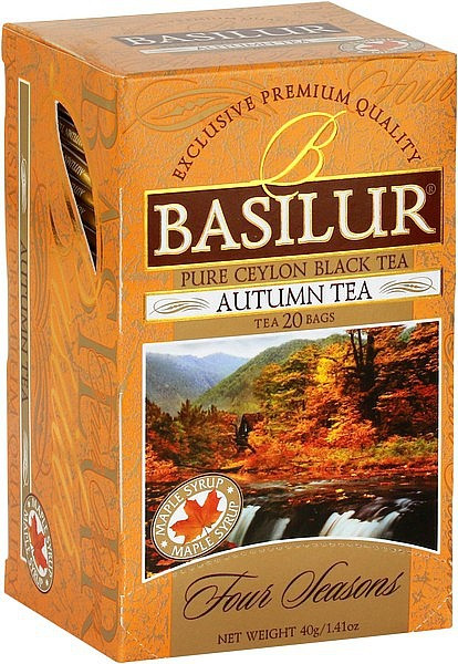 "Basilur Tea ""Autumn Tea"""