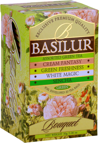 "Basilur Tea ""Bouquet Assorted"""