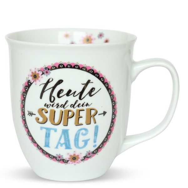 Tasse »Super Tag«