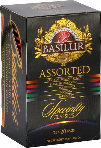 "Basilur Tea ""Specialty Classic Assorted"""