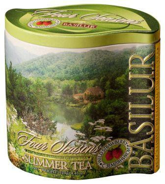 "Basilur Tea ""Summer Tea"" Dose"