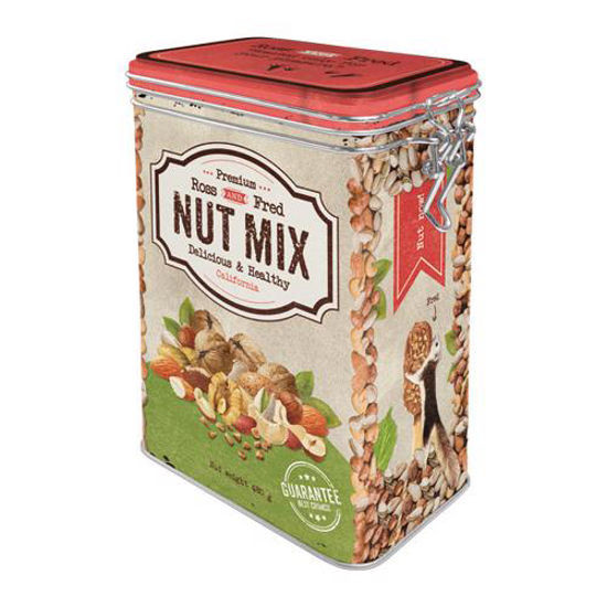 """Dose """"Nut Mix, Home & Country"""""""
