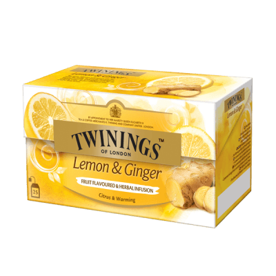 "Twinings ""Lemon Ginger"""