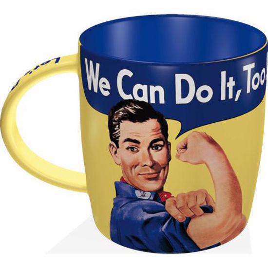 "Tasse ""We Can Do It Too - Special Edition, USA"""