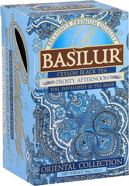 "Basilur Tea ""Frosty Afternoon"""