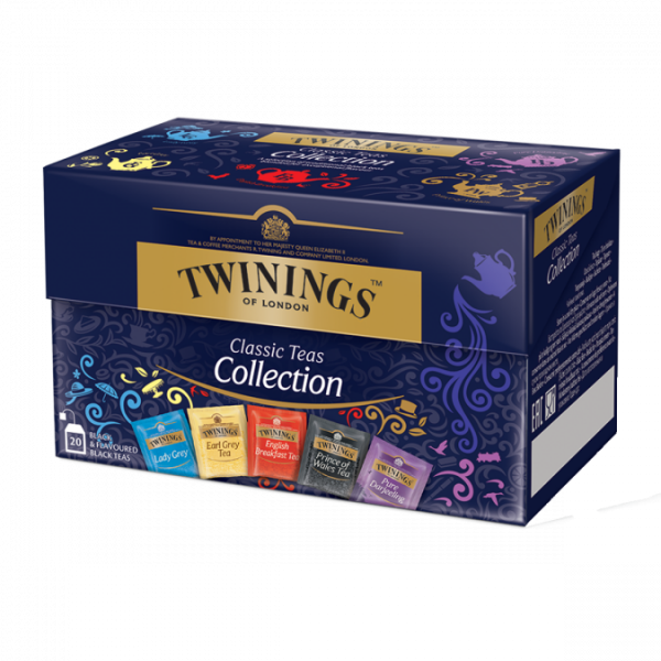 """Twinings """"Classic Teas Collection"""""""